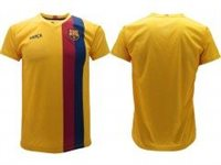 FC Barcelona Gul Away Replica 2020