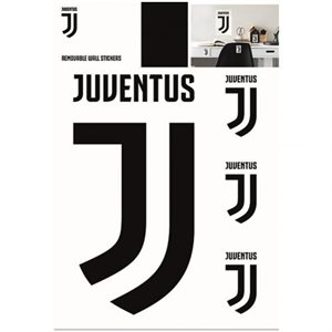 Juventus Wall Stickers A4