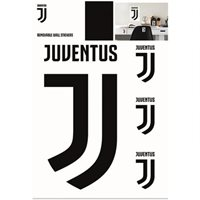Juventus Wall stickers A4 format