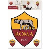 AS Roma wall sticker / klistermærke